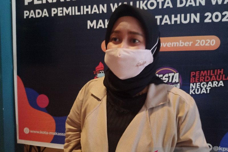 KPU lansir 10 lembaga survei penghitungan cepat Pilkada Makassar
