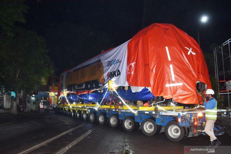 INKA kirim lokomotif pesanan Filipina