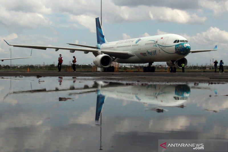 Garuda selesaikan pencairan dana obligasi Rp1 triliun