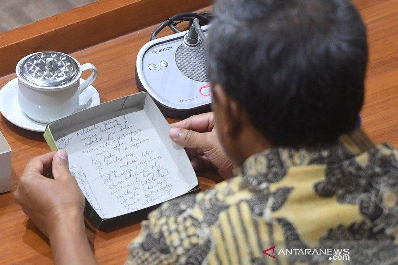 Pimpinan baru KY dititipi revisi UU KY