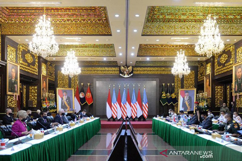 Prabowo Subianto: Indonesia ingin alutsista buatan AS lewat FMS