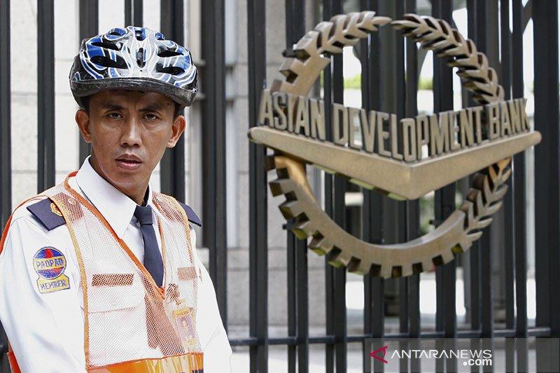 ADB revisi proyeksi pertumbuhan ekonomi RI 2020 jadi minus 2,2 persen