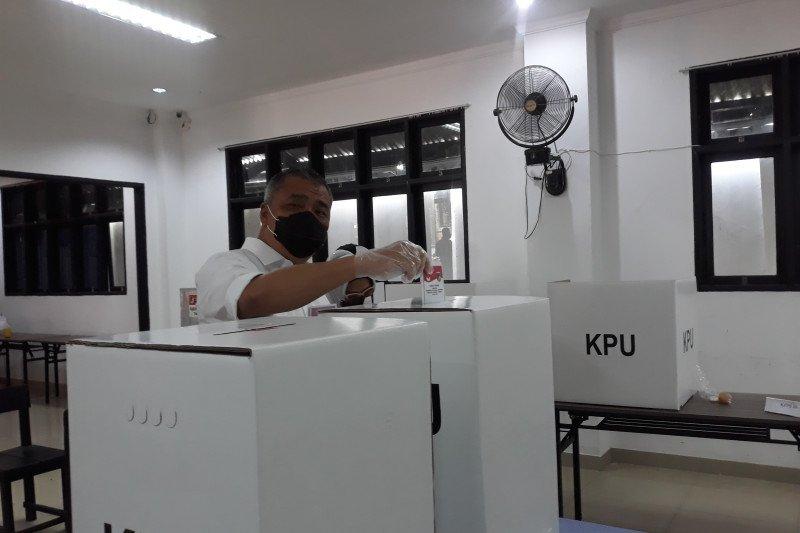 Anggota DPR apresiasi KPUD terapkan prokes secara ketat di TPS