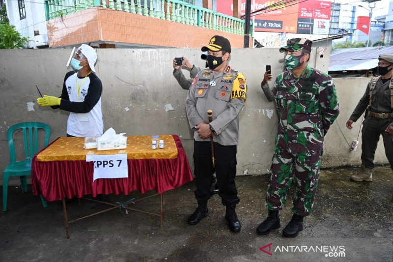 Situasi kamtibmas Kalimantan Selatan kondusif saat Pilkada