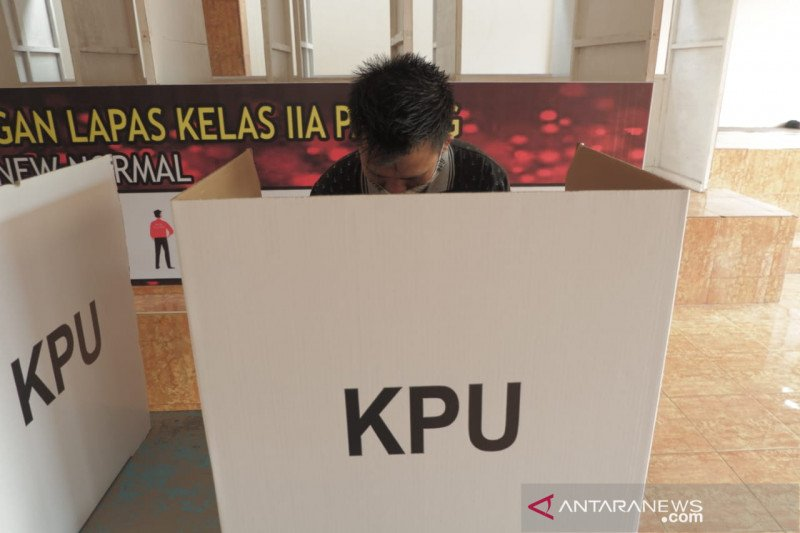 Dua TPS di LP Muaro Padang kekurangan puluhan surat suara