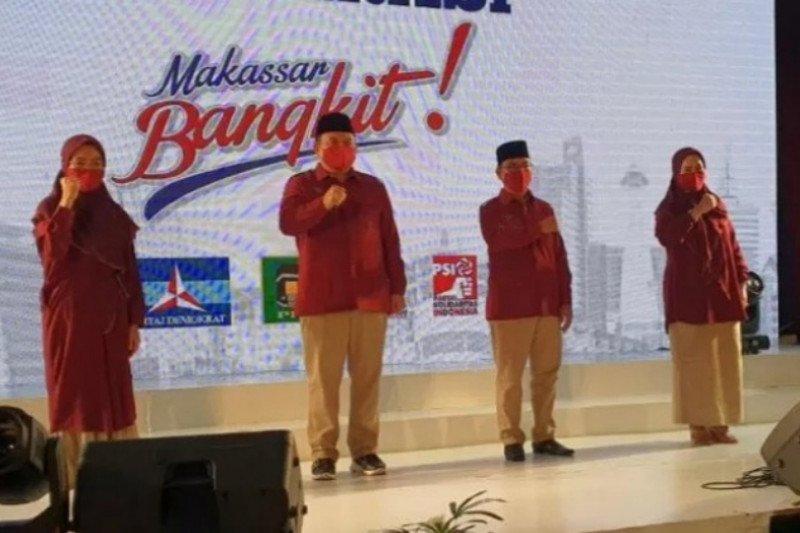 Pilkada Makassar, Appi-Rahman ucapkan selamat kepada Danny-Fatma