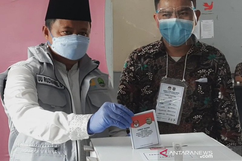 Wakil gubernur Jawa Barat harap Pilkada tidak bikin kasus COVID-19