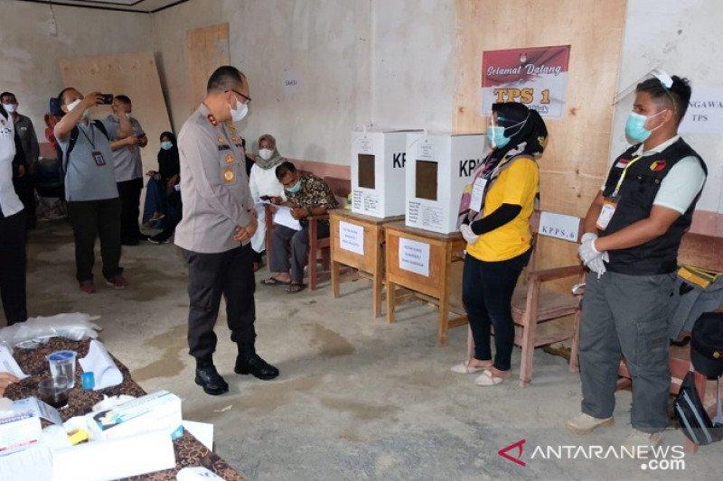 Kapolda Jambi: Situasi selama pelaksanaan Pilkada 2020 kondusif