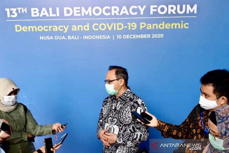 BDF diharapkan perkuat praktik demokrasi di negara-negara Asia Pasifik