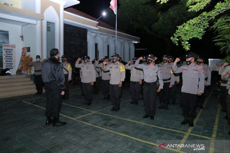 Kapolda NTB perintahkan personel kawal surat suara hasil pencoblosan