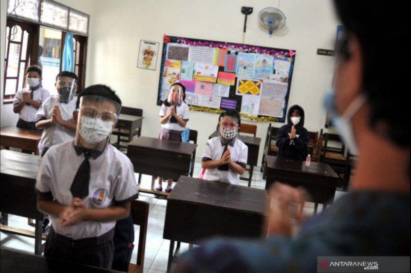 Memastikan pembelajaran tatap muka berjalan aman