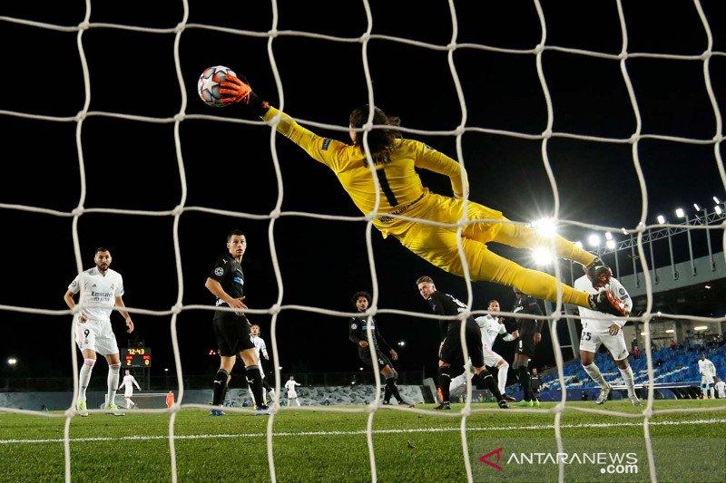 Liga Champions: Real Madrid kalahkan Borussia Moenchengladbach 2-0
