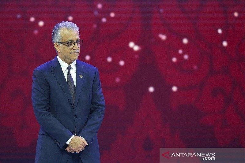Presiden AFC ajak anggota bersabar hadapi dampak finansial pandemi