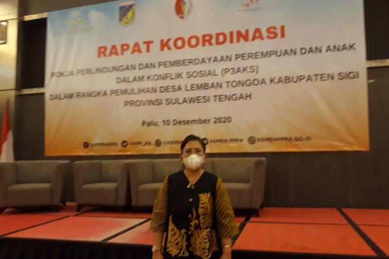 KPPPA upayakan pemulihan kaum rentan korban teroris di Sigi