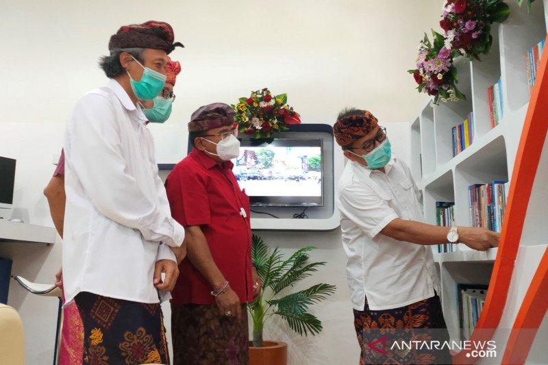 """BI Bali hadirkan """"BI Corner"""" di STAHN Mpu Kuturan Singaraja"""