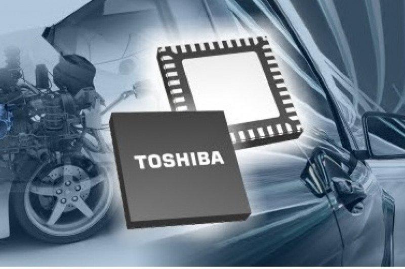 Toshiba luncurkan driver motor H-bridge 5A 2ch