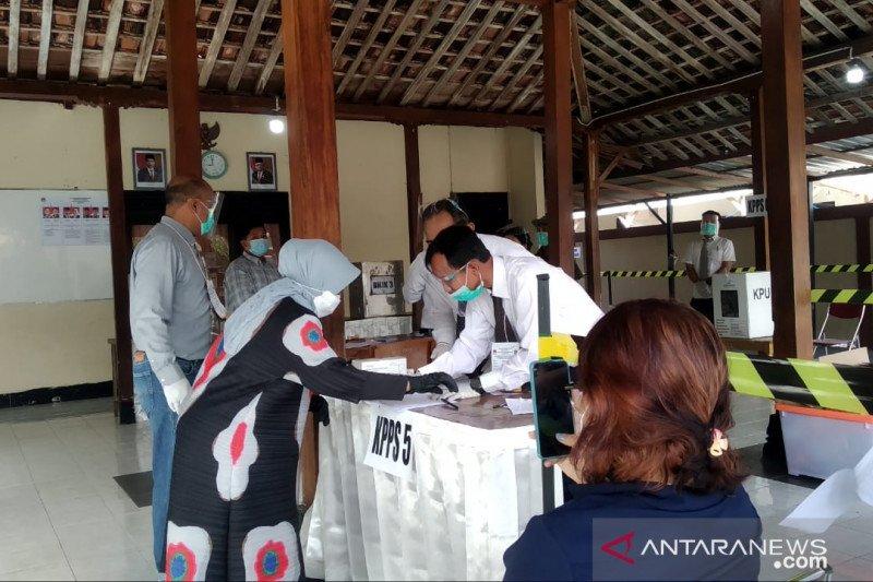Bawaslu Gunung Kidul sebut satu petugas KPPS terkonfirmasi COVID-19