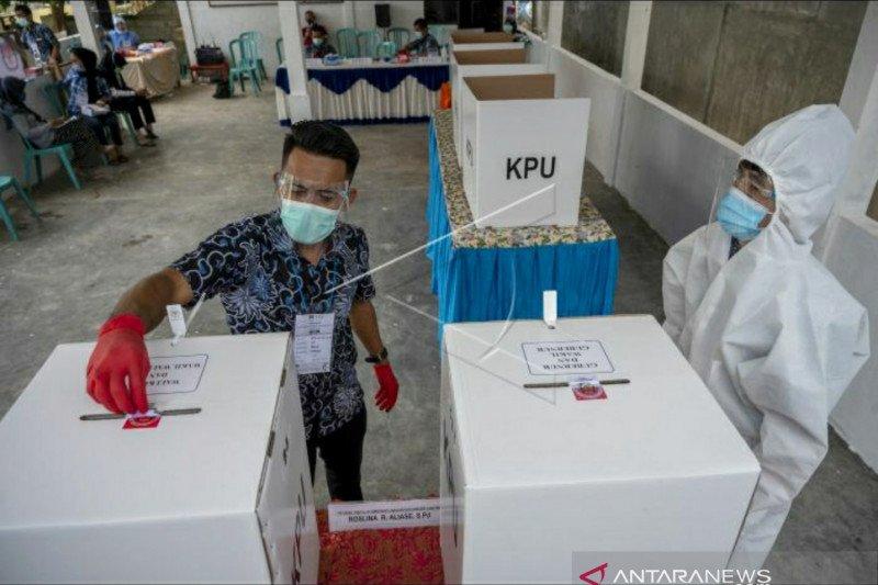 KPU putuskan pemungutan suara ulang di TPS 04 Kabupaten Banggai
