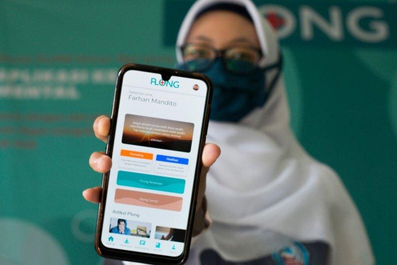 Pelajar SMAN 1 Bandung Barat ciptakan aplikasi anti depresi