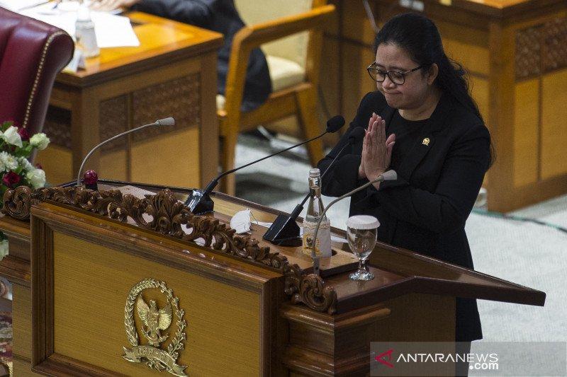 Puan: DPR komitmen fokus bantu pemerintah tangani COVID-19