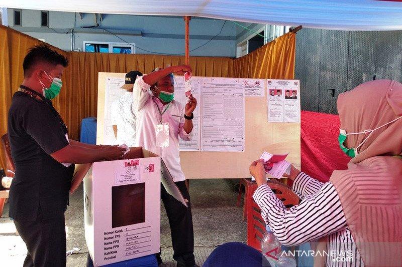 KPU Mamuju lakukan pemilihan suara ulang di satu TPS