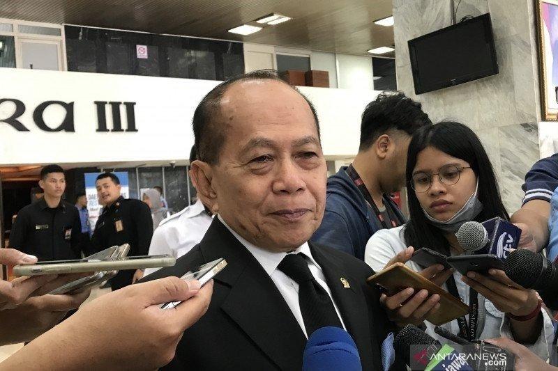 MPR: Pemerintah beri perhatian khusus Perairan Natuna Utara