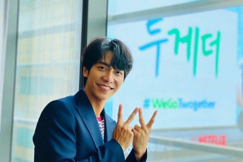 Lee Seung-gi bicara