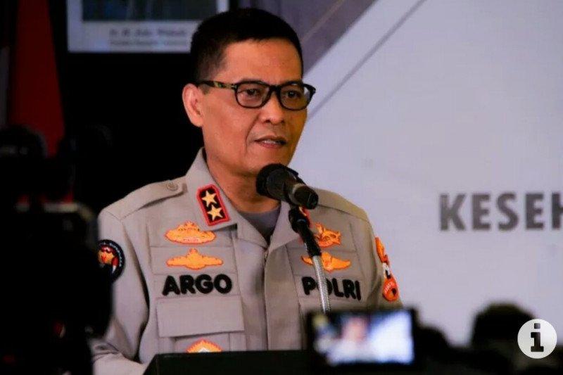 Polri: Upik Lawanga diperintah membuat senjata sejak Agustus 2020