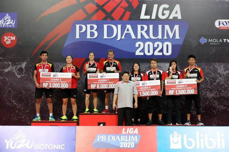Capaian Liga PB Djarum 2020 memuaskan, hadirkan kompetisi kala pandemi