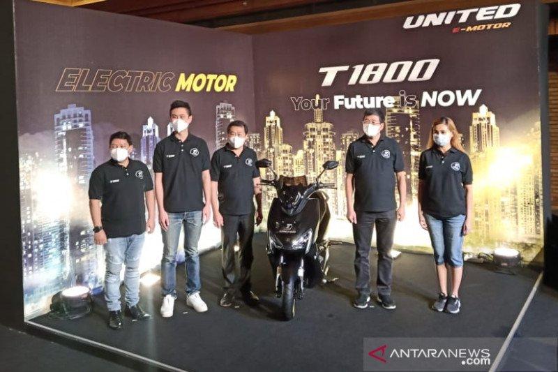United Bike rambah pasar motor listrik