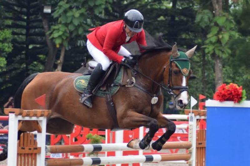 Ratusan kuda diterbangkan ke Tokyo untuk Olimpiade