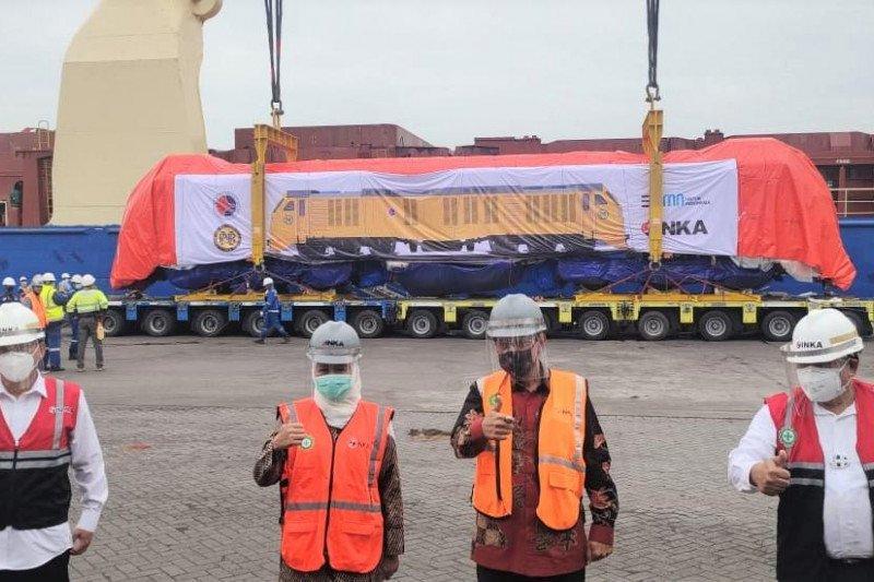 Kemenperin apresiasi PT INKA tembus pasar ekspor