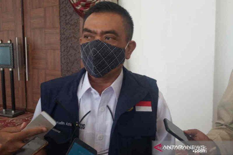 Dua kali tes usap Wali Kota Cirebon masih positif COVID-19