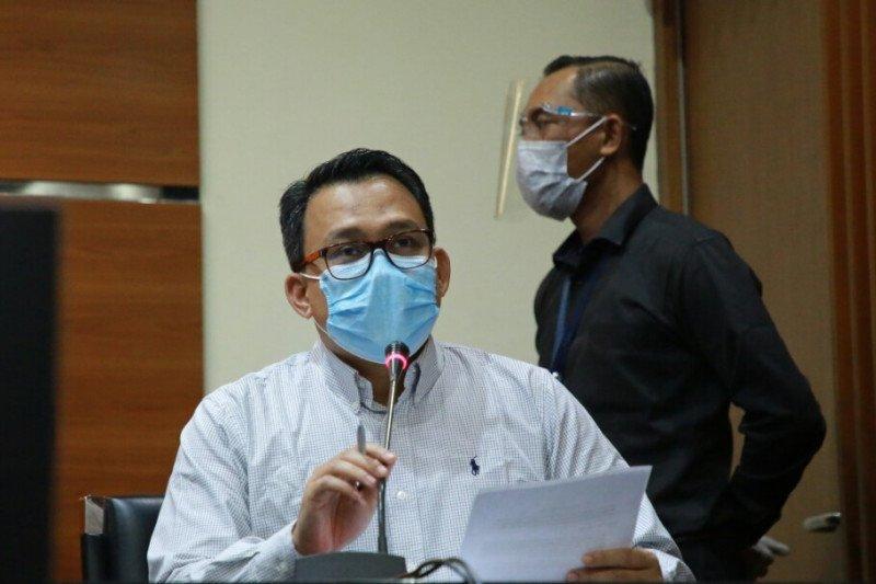 KPK amankan dokumen geledah rumah pihak swasta kasus Dinas PUPR Banjar