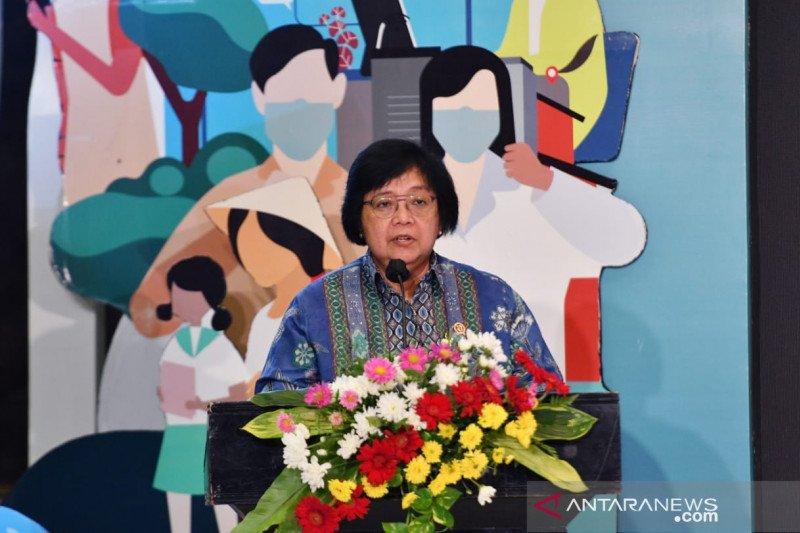 Menteri LHK sambut baik pelantikan Kepala BRGM Hartono