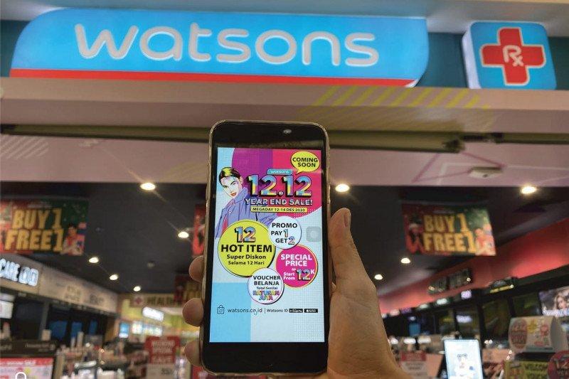 Cara Watsons Indonesia meriahkan festival belanja akhir tahun