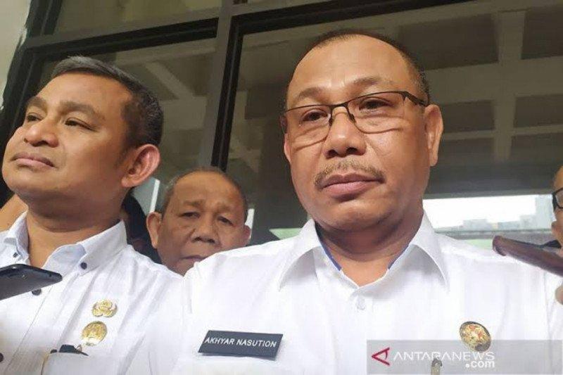Plt Sekwan: Jabatan Plt Wali Kota Medan Akhyar hingga 17 Februari 2021