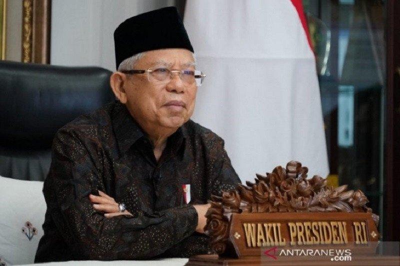 Wapres dan KNEKS bahas peluncuran Gerakan Nasional Wakaf Tunai