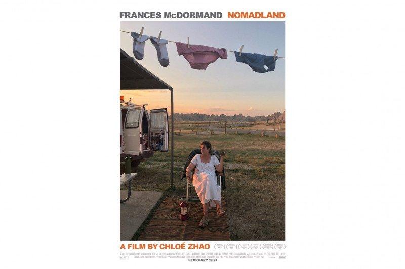 "Film kontender Oscar ""Nomadland"" rilis cuplikan pertama"
