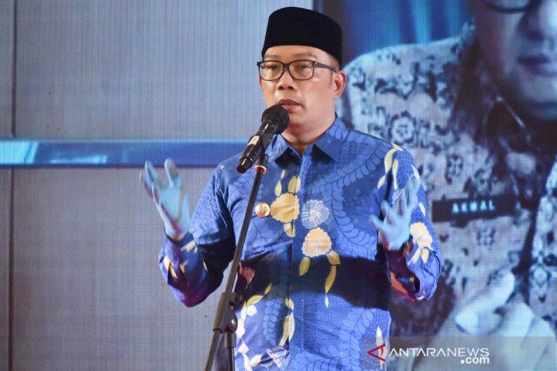 Ridwan Kamil sebut lobi pemekaran daerah jangan hanya di level lokal