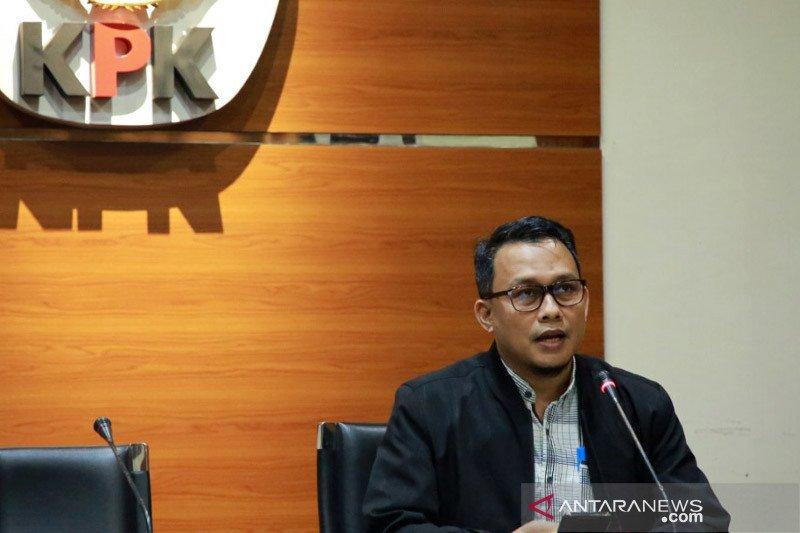 KPK panggil 4 saksi dalam kasus dugaan kroupsi di Ditjen Pajak