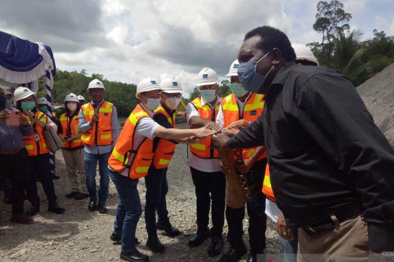 Wamen PUPR: Tailing cocok digunakan bangun infrastruktur