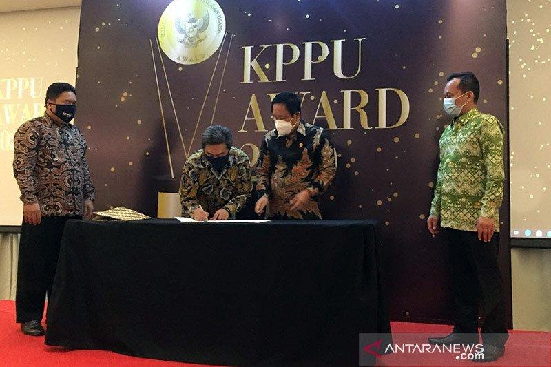 Kodrat Wibowo dan Guntur Saragih jabat Ketua-Wakil Ketua baru KPPU