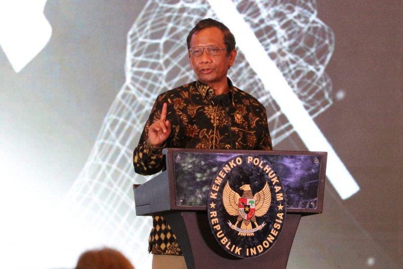 Menko Polhukam: Semua elemen pemerintahan wajib jaga kebersatuan