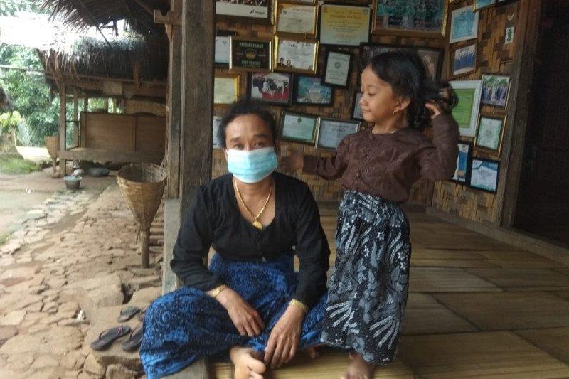 Masyarakat Baduy terapkan protokol kesehatan cegah COVID-19