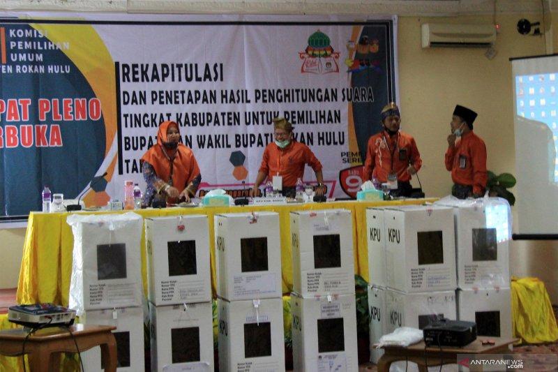 Bawaslu Riau kumpulkan alat bukti hadapi sengketa Pilkada