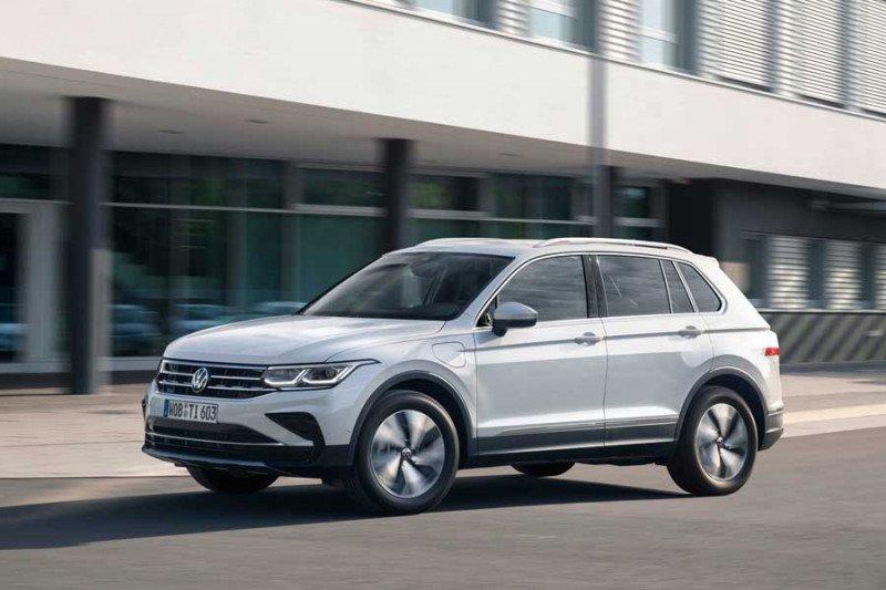 SUV VW Tiguan listrik tersedia, dibanderol Rp700 jutaan