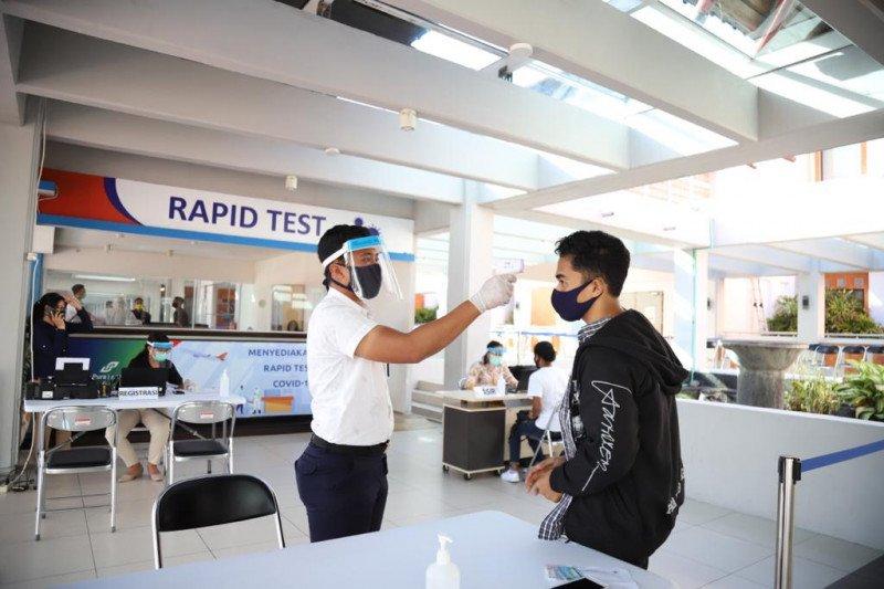 AP I sediakan layanan PCR Test dan Rapid Test Antigen