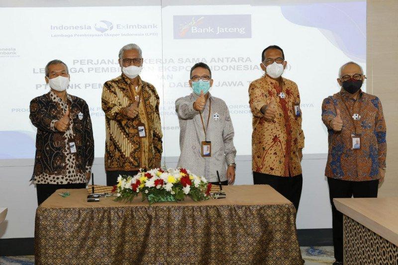 LPEI dan Bank Jateng jalin kerja sama penjaminan kredit