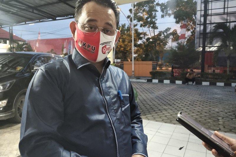 KPU Kalteng laksanakan rekapitulasi suara pilkada secara terbatas
